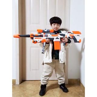 Bộ đồ chơi lắp ráp súng bắn tỉa 98K sáng tạo cho trẻ