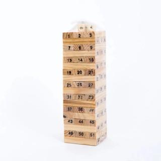 A7 Đồ chơi rút gỗ cho bé | Squishyvui