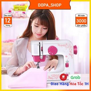 Máy may mini cao cấp Nhật Bản công nghệ hiện đại có vắt sổ,không kén vải ( Sỉ và lẻ toàn quốc tại Dopa shop ) thumbnail