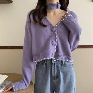 Áo Sweater Dáng Rộng Xinh Xắn Theo Phong Cách Nhật Bản 2020 Dành Cho Nữ