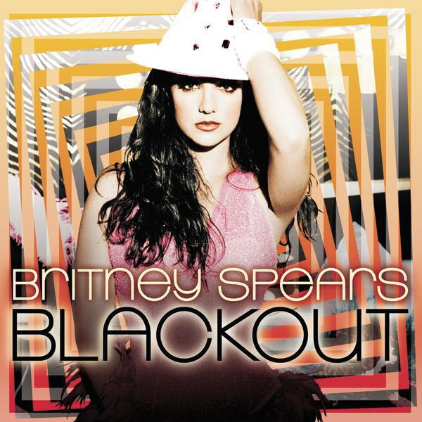 Britney Spears - Blackout - Đĩa CD