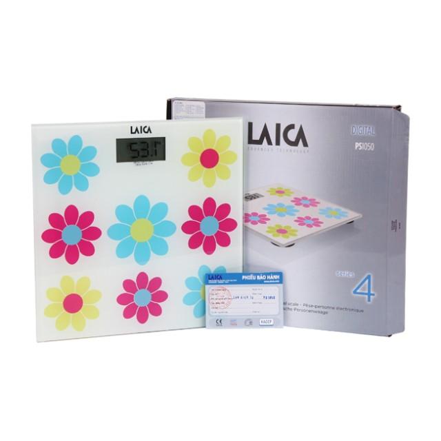 Cân sức khỏe nhiều màu sắc mặt kính cường lực Laica Italia PS1050 - 3451743 , 976054407 , 322_976054407 , 345000 , Can-suc-khoe-nhieu-mau-sac-mat-kinh-cuong-luc-Laica-Italia-PS1050-322_976054407 , shopee.vn , Cân sức khỏe nhiều màu sắc mặt kính cường lực Laica Italia PS1050