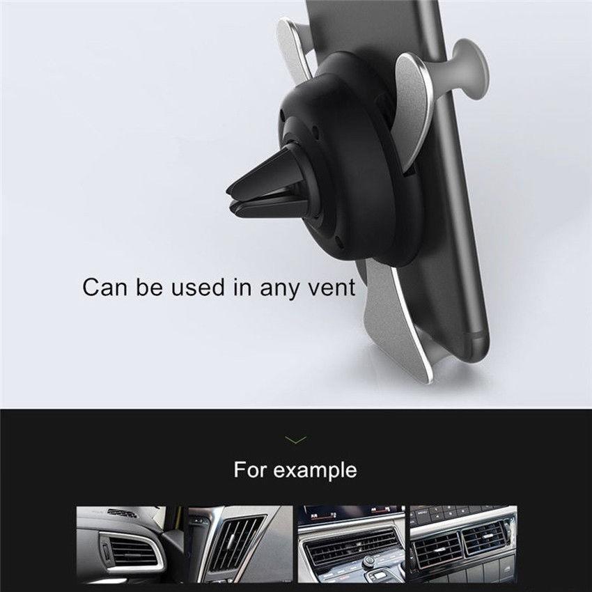 [DS] Giá Đỡ Điện Thoại Gắn Lỗ Thông Gió Xe Ô Tô Tiện Lợi Cho Iphone 11 Pro Xs Max Android