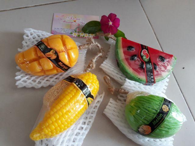 Xà bông trái cây thơm Thái