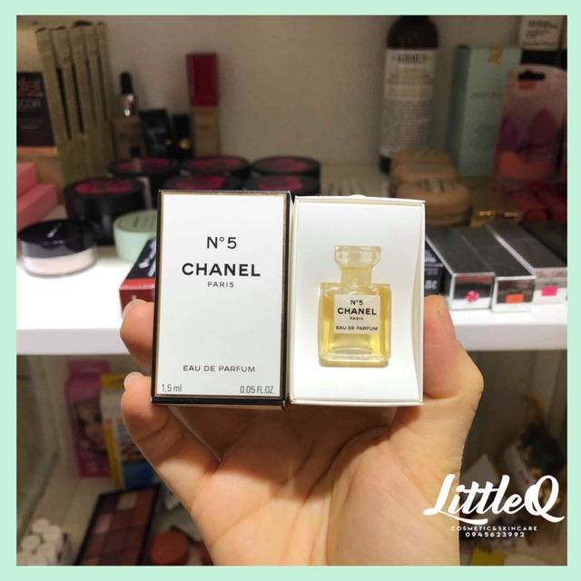 Nước Hoa Chanel No5 Eau De Parfum ( 1.5ml )
