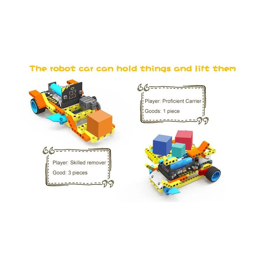 BỘ LẮP GHÉP LEGO LẬP TRÌNH BẰNG MICROBIT