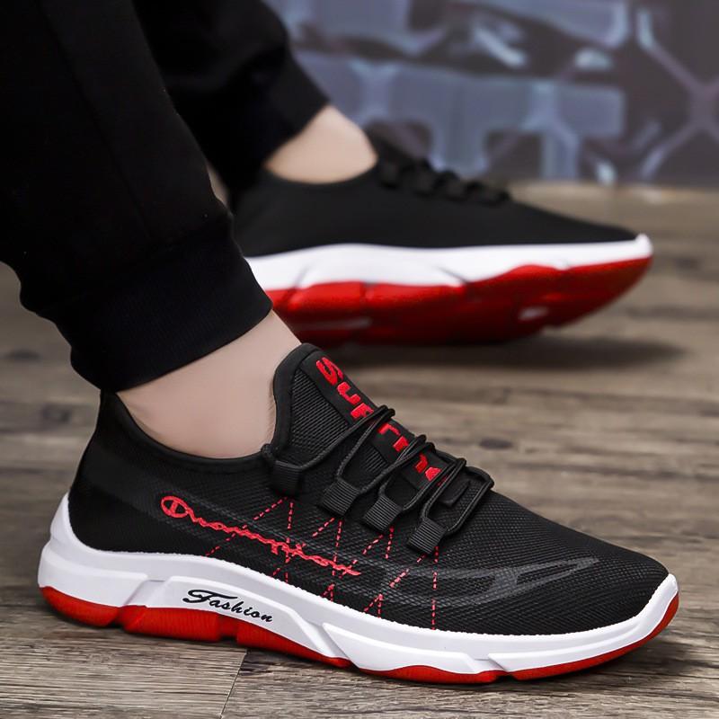 Giày Nam, Giày Sneaker Thể Thao Nam Phong Cách Hàn Quốc G29
