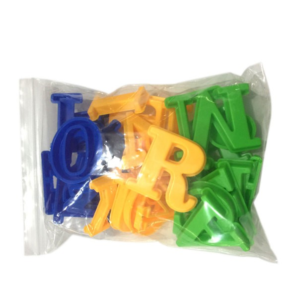 26 Pcs Plastic Letters Mold Children Play Sand Toys Beach Sand Mold Toys Set