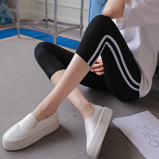 Quần Legging Nữ Lưng Cao Thời Trang Hàn 7 Màu Lựa Chọn