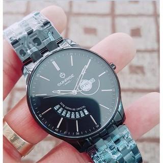 Đồng hồ nam Sunrise đen huyền bí