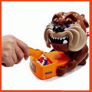 Đồ chơi chó nổi giận (chó gặm xương) – Bộ to