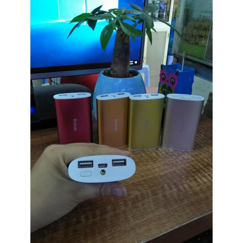 Pin sạc dự phòng Yoobao YB-6013Pro