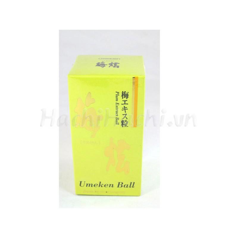 Viên uống hỗ trợ tiêu hóa, viêm loét dạ dày Umeken ball 300 viên - 2948162 , 553619036 , 322_553619036 , 550000 , Vien-uong-ho-tro-tieu-hoa-viem-loet-da-day-Umeken-ball-300-vien-322_553619036 , shopee.vn , Viên uống hỗ trợ tiêu hóa, viêm loét dạ dày Umeken ball 300 viên