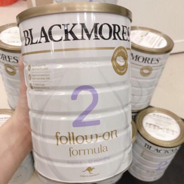 Tl Sữa bột blackmore số 2