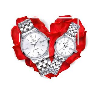 Đồng hồ nữ đôi Olym Pianus OPA58061MS-T + OPA58061LS-T thumbnail