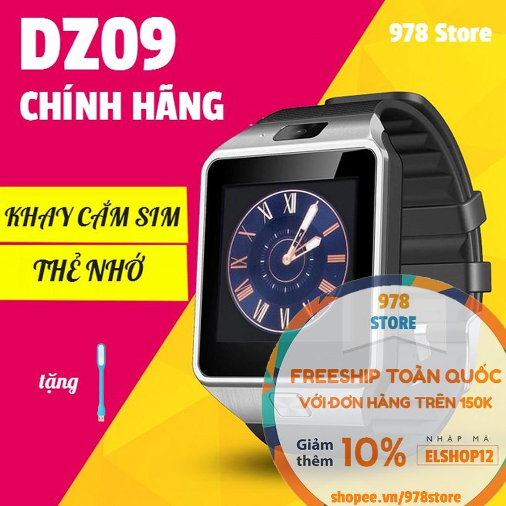 Đồng hồ điện thoại DZ09 TIẾNG VIỆT | Đồng hồ thông minh DZ09 | Đồng hồ smartwatch DZ09 TIẾNG VIỆT-DC - 2686063 , 112275407 , 322_112275407 , 269000 , Dong-ho-dien-thoai-DZ09-TIENG-VIET-Dong-ho-thong-minh-DZ09-Dong-ho-smartwatch-DZ09-TIENG-VIET-DC-322_112275407 , shopee.vn , Đồng hồ điện thoại DZ09 TIẾNG VIỆT | Đồng hồ thông minh DZ09 | Đồng hồ smartwa