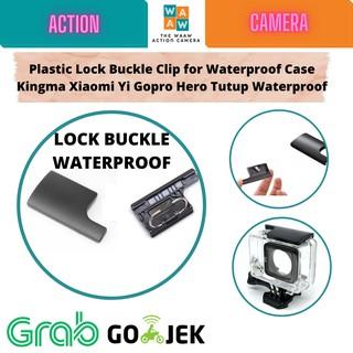 Vỏ bảo vệ chống thấm nước có khóa cài bằng nhựa cho Xiaomi Yi Gopro Hero thumbnail