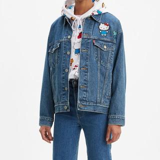 A o Khoa c Jeans Nư Mỏng Levi s 79697-0005 thumbnail