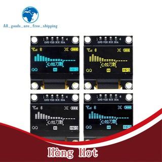 [ Hàng Hot ] Mô Đun Màn Hình Oled Iic 0.96 Inch Cho Arduino thumbnail
