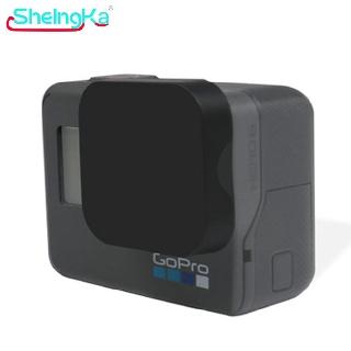 [Rẻ vô địch] Nắp che lens cao su chống xước cho GoPro 5 6 7 thumbnail