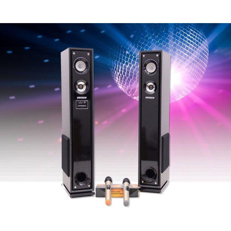 Loa karaoke Bluetooth BOSSER SA-181K