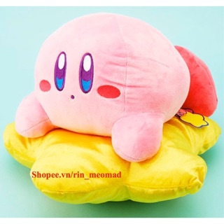 [AUTH] Kirby of the Stars A Walk in the Starry Sky BIG Plush Toy Gấu Bông Nhật Sanrio Amuse Disney Taito Authentic