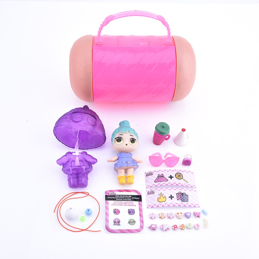 L.O.L. Surprise! Under Wraps Doll- Series Eye Spy 1A LOL Tots Innovation Doll