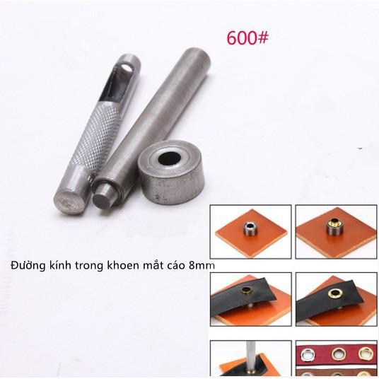Bộ 3 dụng cụ đóng khoen mắt cáo 8mm - 10010404 , 1294530872 , 322_1294530872 , 115000 , Bo-3-dung-cu-dong-khoen-mat-cao-8mm-322_1294530872 , shopee.vn , Bộ 3 dụng cụ đóng khoen mắt cáo 8mm