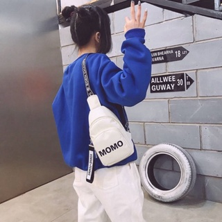 [SIÊU RẺ] Túi Đeo Chéo Bao Tử Nam Nữ MOMO