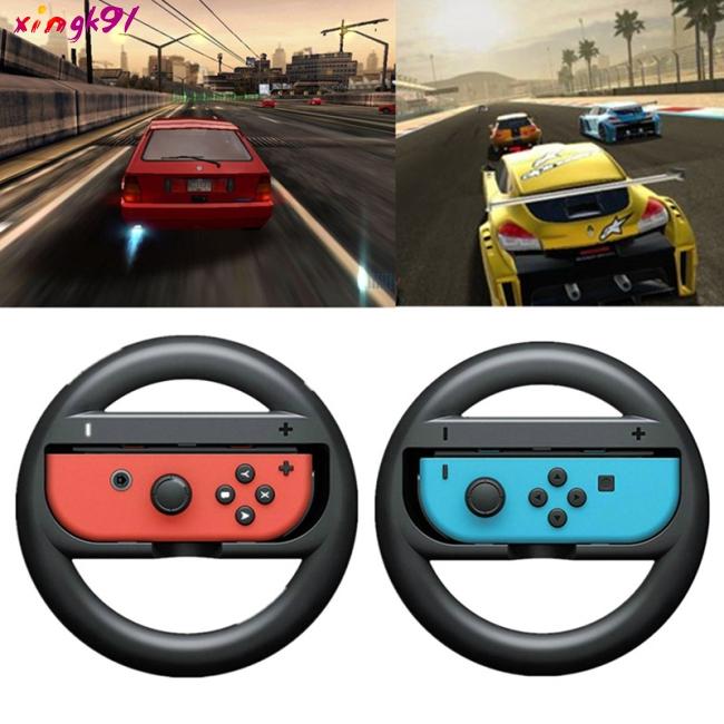 1cặp trò chơi điều khiển vô lăng bánh xe Gamepad Racing Game Controller Steering Wheel Gamepad Wheel