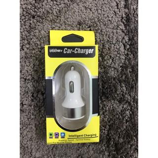 Đầu Sạc 2 Cổng USB Đa Chức Năng Trên Ô Tô 88155 BẢO NHI SHOP