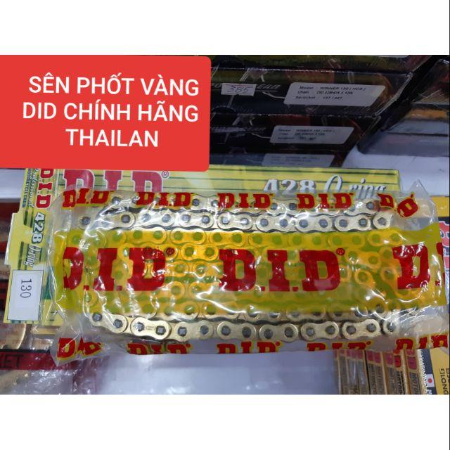 SÊN PHỐT DID VÀNG 130L CHÍNH HÃNG THALAN