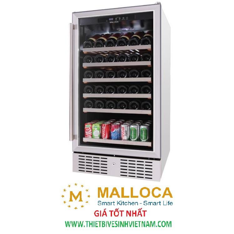 Tủ Bảo Quản Rượu Độc Lập Malloca MWC-89S, hàng chính