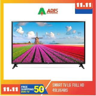 Smart TV LG 49LV640S Full HD Model 2018 Cam kết Chính Hãng