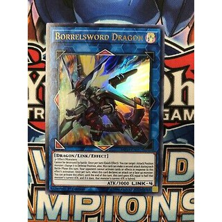 Thẻ bài YUGIOH – Borrelsword Dragon – MP19-EN097 – Ultra Rare