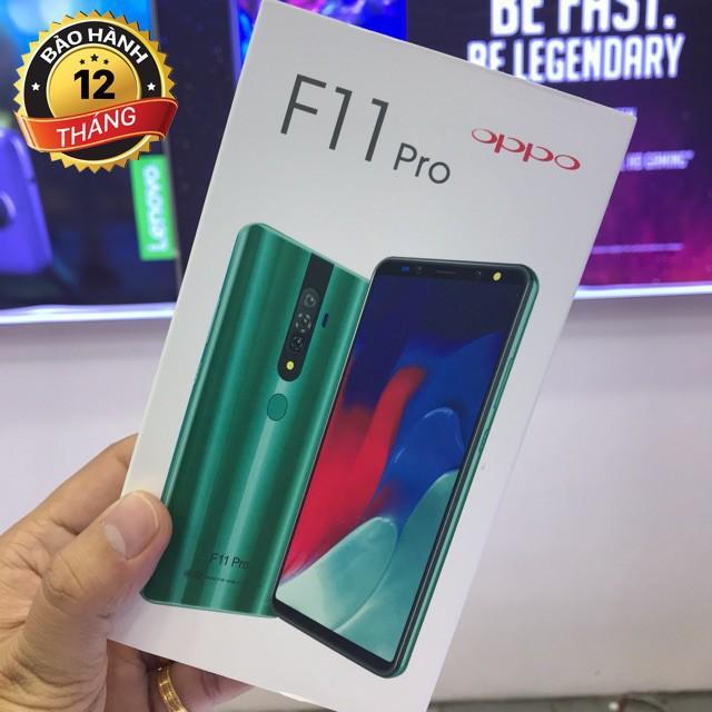 Điện thoại Oppo F11 Pro - 6GB RAM, 128GB, 6.5 inch