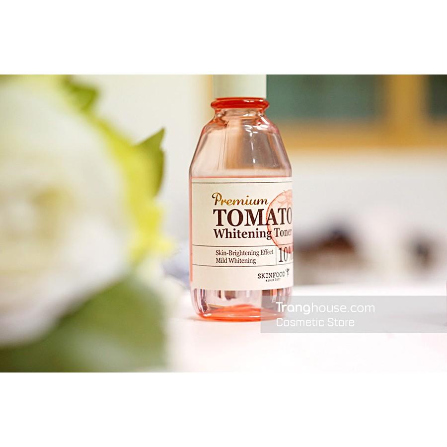 Nước Hoa Hồng Dưỡng Trắng Da Chiết Xuất Cà Chua Skinfood Premium Tomato Whitening Toner - 2447588 , 18023496 , 322_18023496 , 260000 , Nuoc-Hoa-Hong-Duong-Trang-Da-Chiet-Xuat-Ca-Chua-Skinfood-Premium-Tomato-Whitening-Toner-322_18023496 , shopee.vn , Nước Hoa Hồng Dưỡng Trắng Da Chiết Xuất Cà Chua Skinfood Premium Tomato Whitening Toner