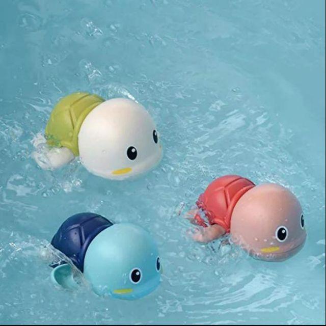 Rùa bơi nước đáng yêu cho bé chạy nhảy dưới nước siêu đáng yêu và ngộ nghĩnh