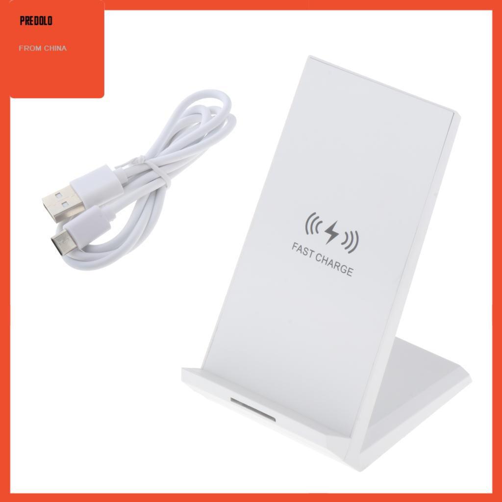 Đế Sạc Nhanh Không Dây 15w Qi Cho Samsung S10 S9 S8 Note 9 / 8