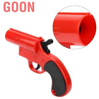 Goon Baby Kids Signal Parachute Toy Plastic for Games Children Air Drop Red