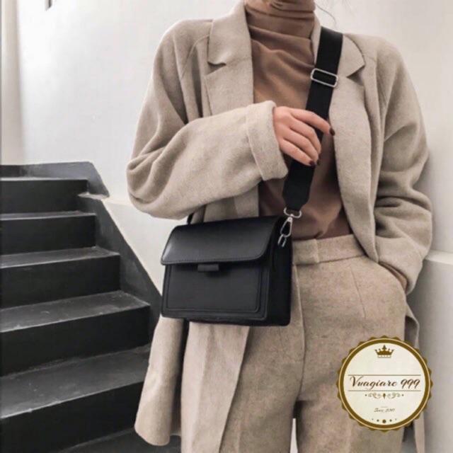 Túi xách đeo chéo nữ Hàn Quốc đẹp MILONA DC71