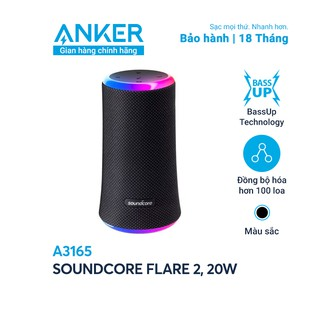 Loa bluetooth SOUNDCORE Flare 2 20W (by Anker) - A3165