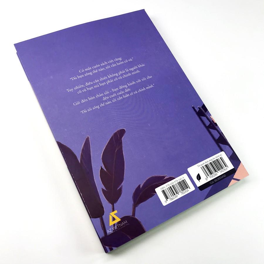 Sách - Tôi Quyết Định Sống Cho Chính Tôi (Kèm sổ tay to do list 2020)