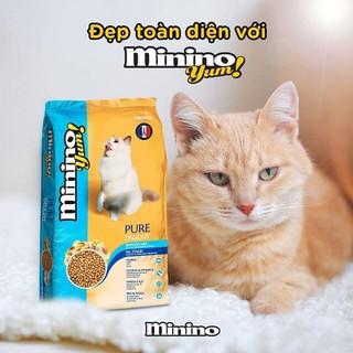 [ FREESHIP ] Thức ăn minino yum vị hải sản cho mèo cao cấp thumbnail