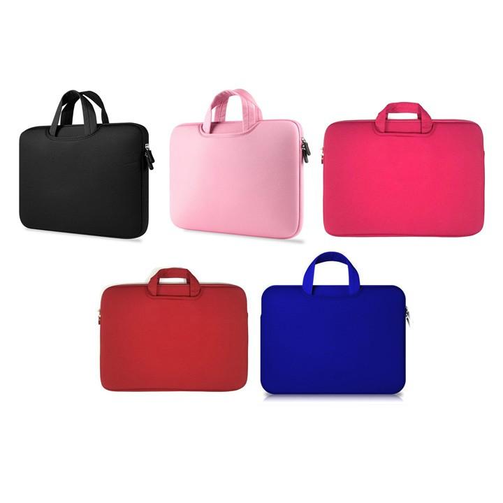 Túi Chống Sốc Laptop Các Màu Thời Trang 14 15.6 Inch