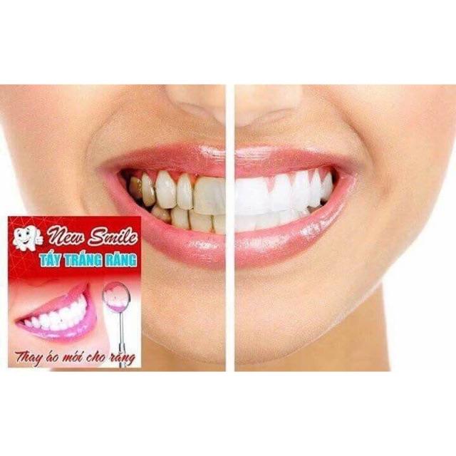 Bột trắng răng Newsmile