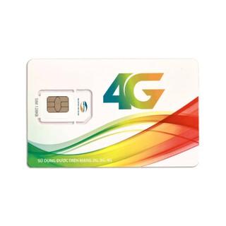 Sim 4G Viettel D500 trọn gói 1 năm 4Gb tháng không nạp tiền
