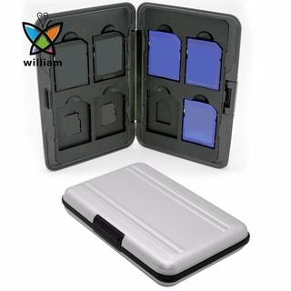 Hộp Đựng Thẻ Nhớ Micro Sd Sdxc Bằng Nhựa