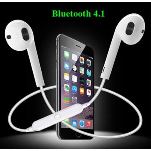 Tai nghe 2 bên bluetooth không dây earpod music S có MIC đàm thoại - 13646644 , 653754175 , 322_653754175 , 79000 , Tai-nghe-2-ben-bluetooth-khong-day-earpod-music-S-co-MIC-dam-thoai-322_653754175 , shopee.vn , Tai nghe 2 bên bluetooth không dây earpod music S có MIC đàm thoại
