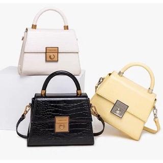 Túi đeo chéo vai IMPORT CK_PRINTED CROCO TOP HANDLE O4J9 chất lượng cao cho nữ thumbnail